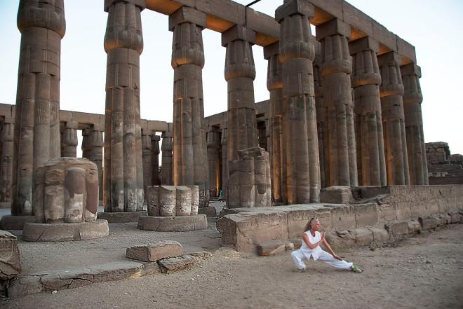 Sharon-Luxor Temple