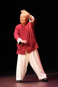 Master Yang Zhenduo, the Dalai Lama of Tai Chi