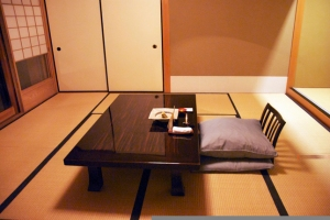 Tatami Dining Room